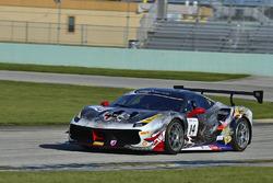 #14 Ferrari of Newport Beach Ferrari 488 Challenge: Brent Holden