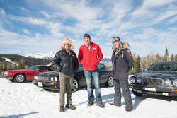 Jeremy Clarkson, Richard Hammond, James May, Colorado'da