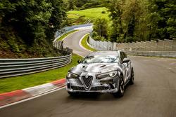 Nordschleifen-Rekord von Alfa Romeo