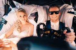Hochzeit von Maro Engel