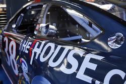 David Ragan, Front Row Motorsports, Ford Fusion