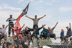 TC Argentino y sus fans