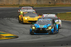 #14 3GT Racing Lexus RCF GT3: Sage Karam, Robert Alon, Ian James