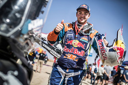 Победитель: №6 Red Bull KTM Factory Racing KTM: Маттиас Валькнер