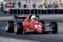 Rene Arnoux, Ferrari 126C3
