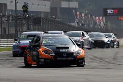 Орельен Панис, Boutsen Ginion Racing, Honda Civic Type-R TCR