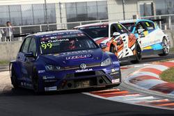 Рафаэль Гальяна, WestCoast Racing, Volkswagen Golf GTI TCR