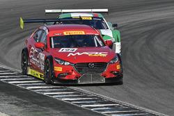 #193 MARC Cars Australia Mazda 3 V8: Keith Kassulke, Morgan Haber