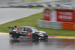 Роб Хафф, All-Inkl Motorsport, Citroën C-Elysée WTCC