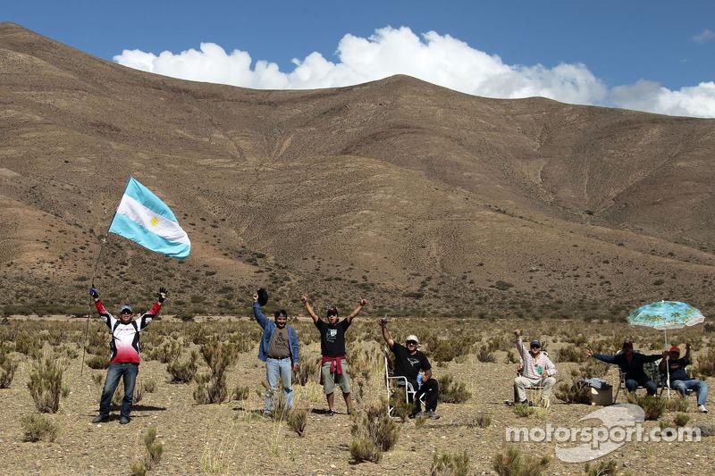 Argentijnse fans