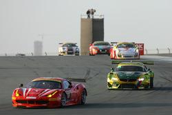#18 Visiom Ferrari F458 GT2: Jean-Paul Pagny, Jean-Bernard Bouvet, Thierry Perrier, Benjamin Roy
