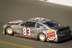 Travis Kvapil and David Reutimann, BK Racing Toyota
