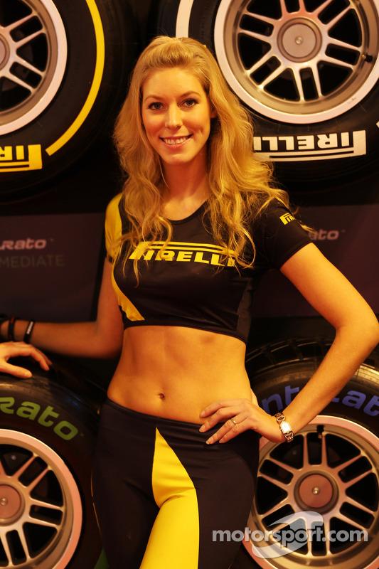 Pirelli girl