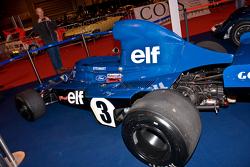 Jackie Stewarts 006 Tyrrell F1 car