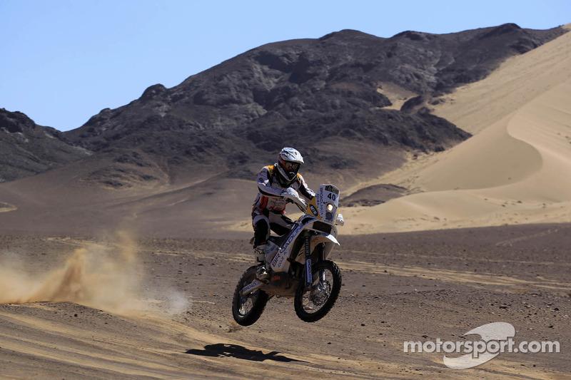 #40 KTM: Riaan van Niekerk