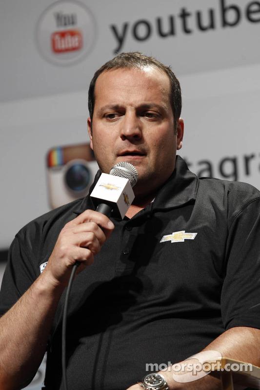 Greg Zipadelli, Diretor de competição da Stewart-Haas Racing