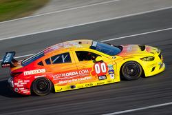 #00 Visit Florida Racing Speedsource Yellow Dragon Mazda6 GX: Joel Miller, Tristan Nunez, Spencer Pigot, Yojiro Terada, Tristan Vautier