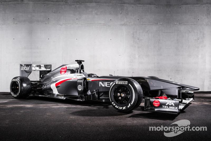 The Sauber C32