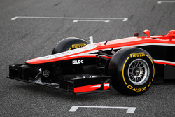Marussia F1 Team MR02 front wing