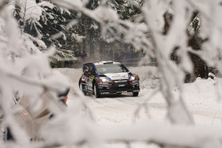 Matthew Wilson and Giovanni Bernacchini, Ford Fiesta RS WRC, M-Sport Ford World Rally Team