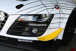 Phoenix Racing detail