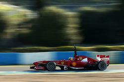 Pedro De La Rosa, Ferrari F138 Development Driver