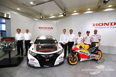 Repsol Honda 2013 presentatie