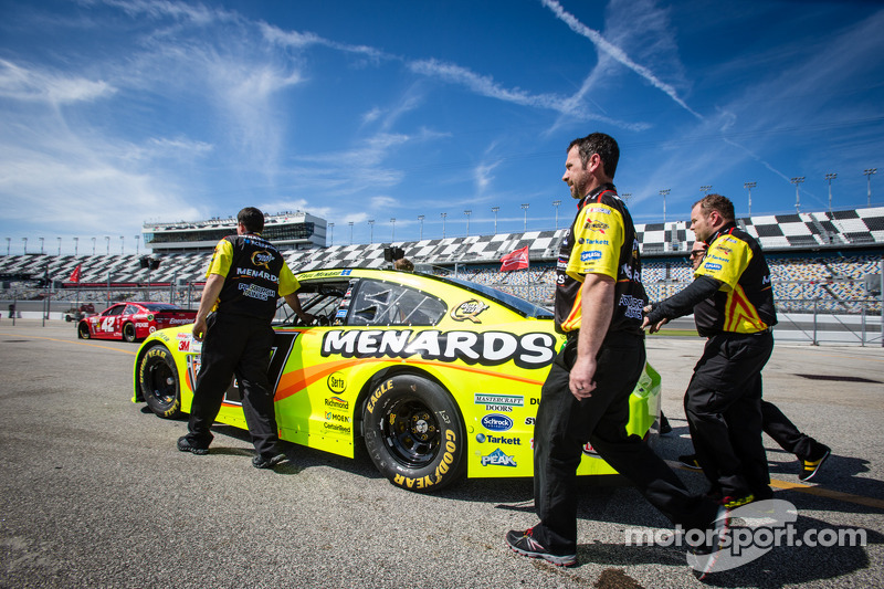 De auto van Paul Menard, Richard Childress Racing Chevrolet
