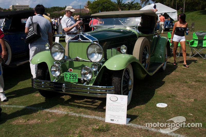 1929 Willys Knight 66B