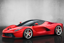 The Ferrari LaFerrari