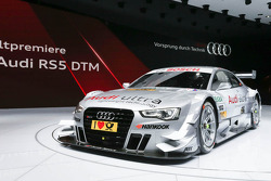 Apresentação do Audi RS 5 DTM