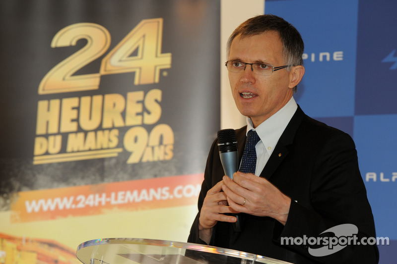 Carlos Tavares, operating chief Renault