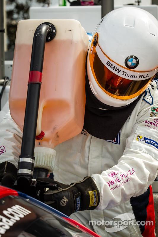 BMW Team RLL; reabastecedor