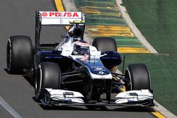 Esteban Gutierrez  Sauber signs autographs for the fans