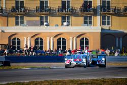 #0 DeltaWing Racing Cars DeltaWing LM12 Elan: Olivier Pla, Andy Meyrick