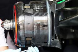 McLaren MP4-28 brake