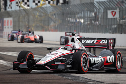 Pace lap: Will Power, Team Penske Chevrolet