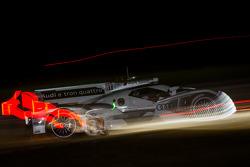 #2 Audi Sport Team Joest Audi R18 e-tron quattro: Lucas di Grassi, Tom Kristensen, Allan McNish