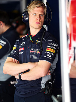 Heikki Huovinen, Personal Trainer do Sebastian Vettel, Red Bull Racing