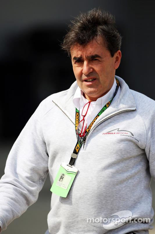 Dr. Riccardo Ceccarelli, médico