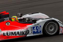 #49 Pecom Racing Oreca 03 Nissan: Luis Perez-Companc, Pierre Kaffer, Nicolas Minassian