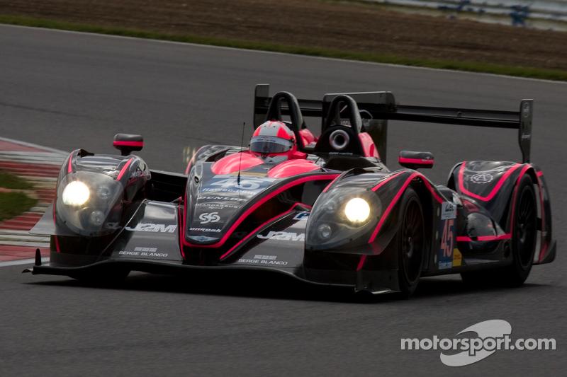 #45 Oak Racing Morgan Nissan: Jacques Nicolet, Jean-Marc Merlin,