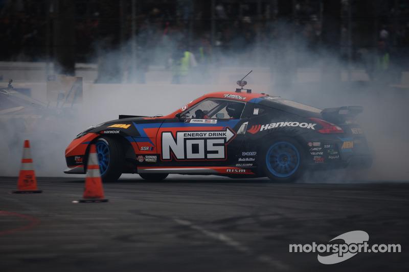 Chris Forsberg NOS Energy Nissan 370Z