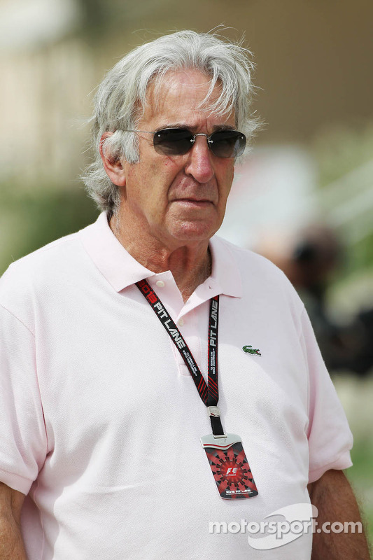 Tom Shine, empresário de pilotos