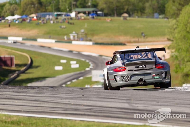#73 Park Place Motorsports Porsche GT3: Patrick Lindsey, Patrick Long