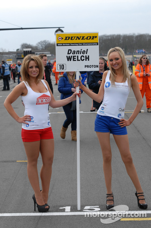 Modelos da Welch Motorsport