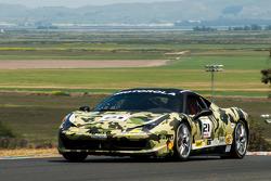 #21 Ferrari of Central florida 458TP: Michael Schein