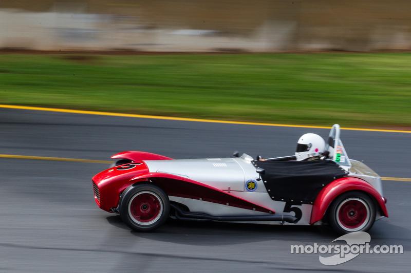 Craig Chima, Lotus Super 7