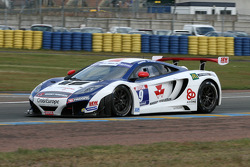 #9 Sébastien Loeb Racing Mc Laren MP4/12C: Nicolas Tardiff, Nicolas Marroc