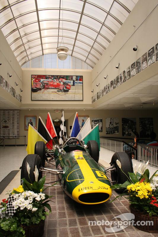 Uma visita ao museu da Indy 500